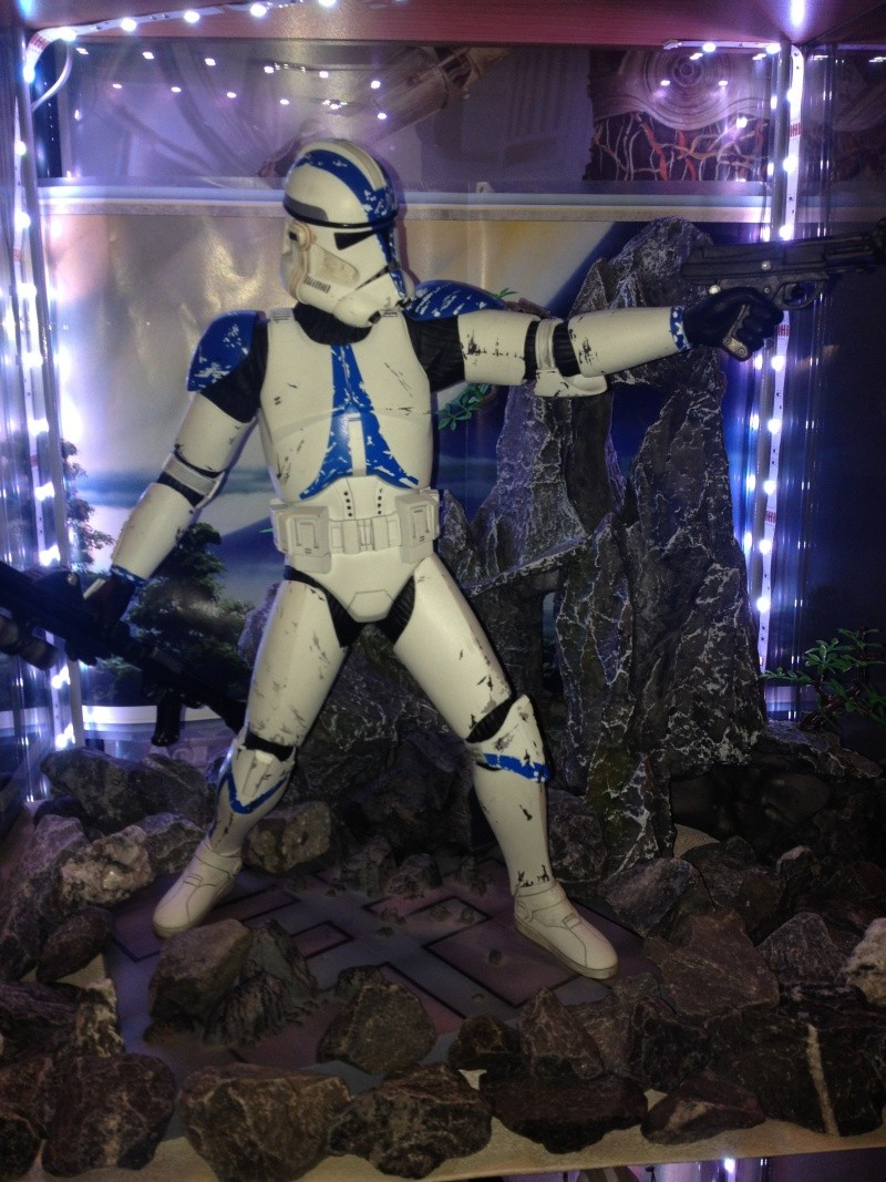 Collection n°189:Collec Star Wars sideshow hot toys koto etc Img_2910
