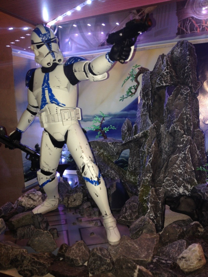 Collection n°189:Collec Star Wars sideshow hot toys koto etc Img_2911