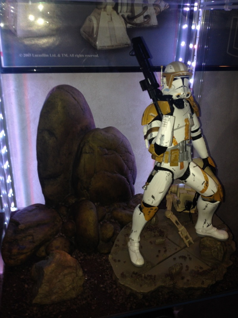Collection n°189:Collec Star Wars sideshow hot toys koto etc Img_3010