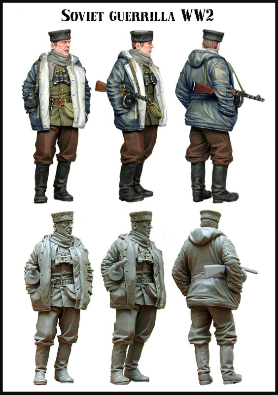 DOUBLE FACE    1/35 DIVERS MARQUES - Page 6 2810