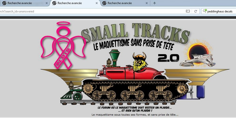 Comment ne rien rater sur Small Tracks Onglet10