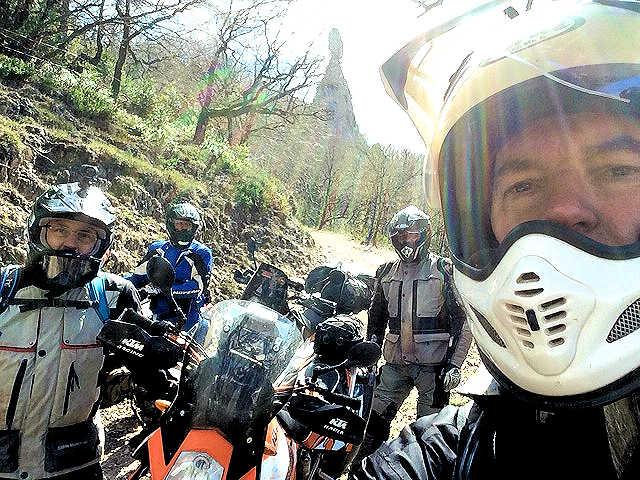 Week-end Roadbook 1er avril dans l'Hérault  - Page 22 Roadbo11