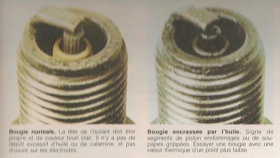 BOUGIES D'ALLUMAGE Bougie10