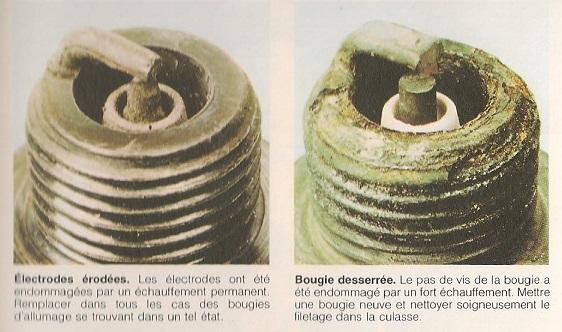 BOUGIES D'ALLUMAGE Bougie12