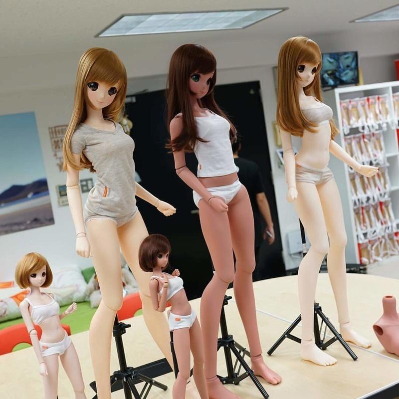 [Smart doll] Smart doll Plus (Mirai Mannequin Machine) - Smartdoll de 120 cm - Page 4 Fb_img31