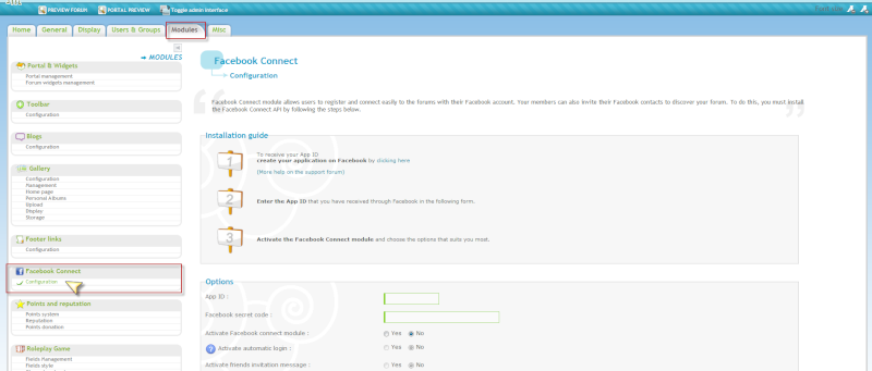 [New update] Link your forum to your Google+ Page Facebo13