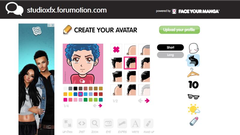 Uudet avatarit! Faceyo11