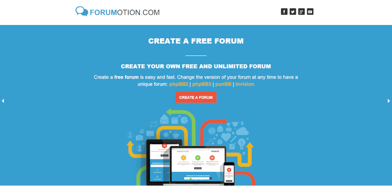 [IMPORTANT] Forumotion Website Redesign in few days Forumo12