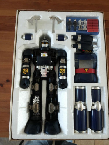 TETSUJIN 28 SUPER ROBOT 28 CHOKINZOKU POPY MADE IN JAPAN SG 01. Chok310
