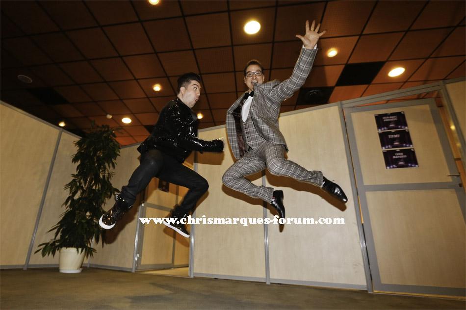 [14.12.13] Photoshoot Professionnel Chris Marques cérémonie et côté coulisses aux #NMA2014   710