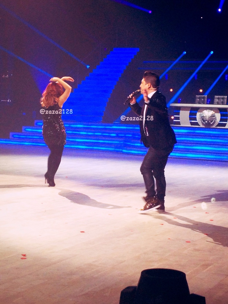 [12-01-14] Chris et Jaclyn Spencer à #Nantes pour @DALSLaTournée Image45