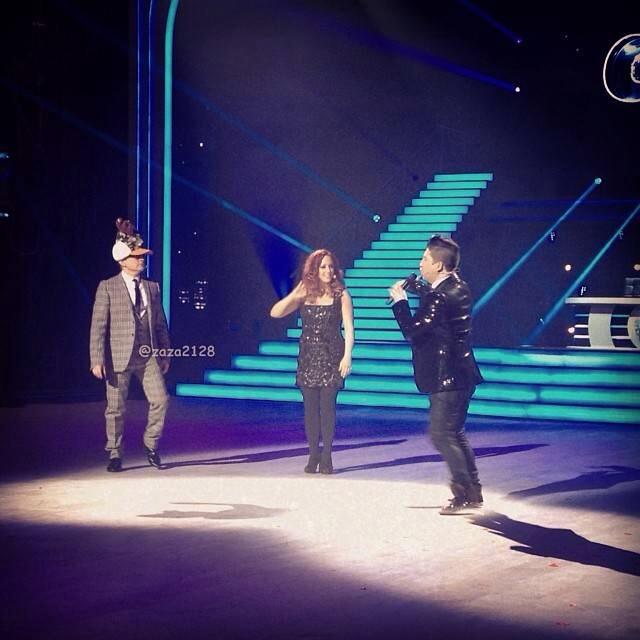 [12-01-14] Chris et Jaclyn Spencer à #Nantes pour @DALSLaTournée Image49