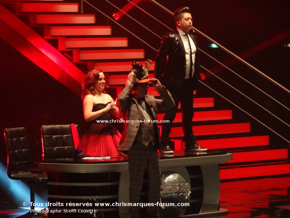 [19.12.13] Photos Exclusives de Chris Marques, Jaclyn Spencer à Bercy #DALSLaTournée Image710
