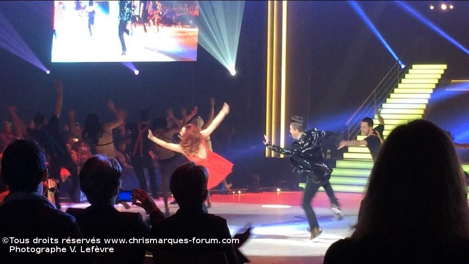 [19.12.13] Photos Exclusives de Chris Marques, Jaclyn Spencer à Bercy #DALSLaTournée Image811