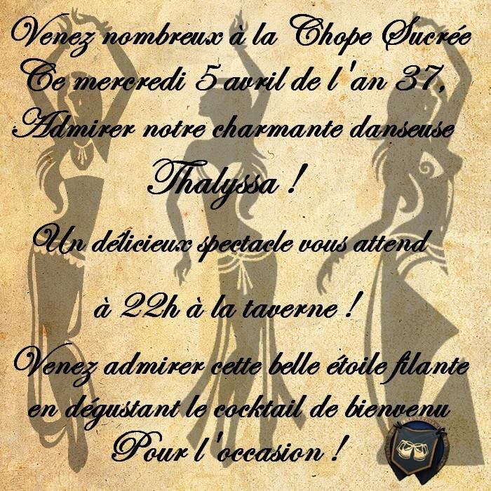 Spectacle de danse !  Thalys10
