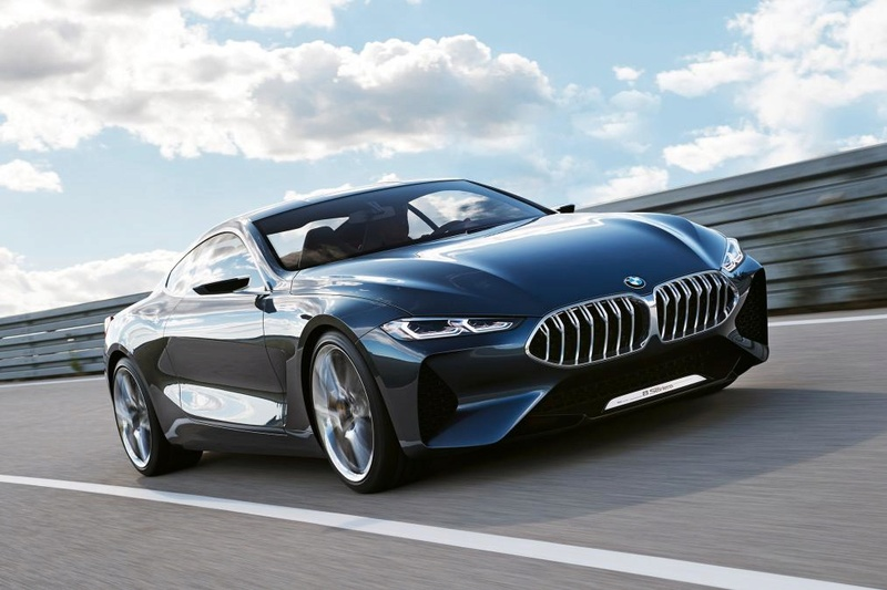 BMW M7series at last. Bmw8se10
