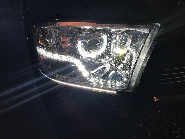 Remplacement Ampoule LED pour les Phares Feux_110