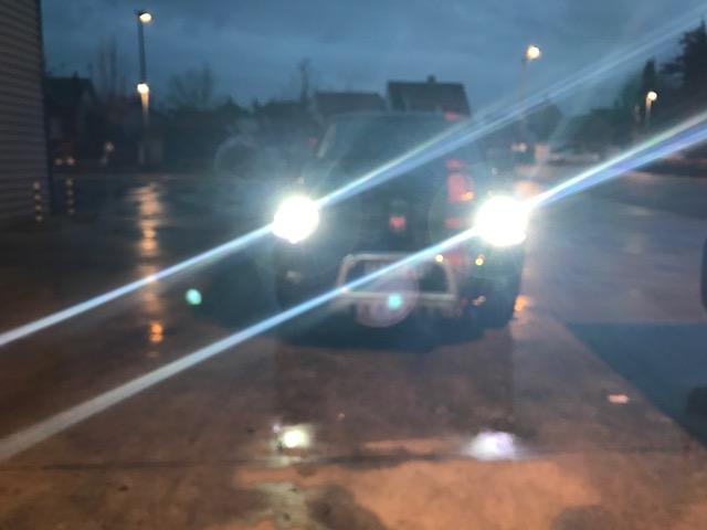 Remplacement Ampoule LED pour les Phares Feux_410