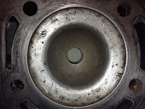 Liquide de radiateur dans mon échappement  Image14