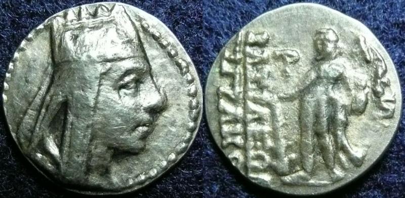 Petite monnaie de Tigranes ? Tigran10
