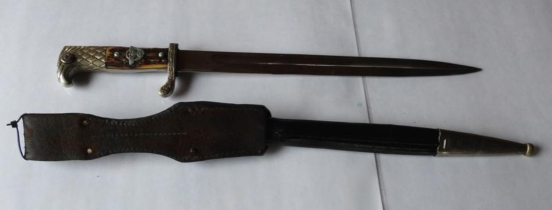 Baïonnette Schützpolizei - Eickhorn Dscn1518