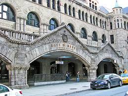 gare centrale et windsor a montréal Images10