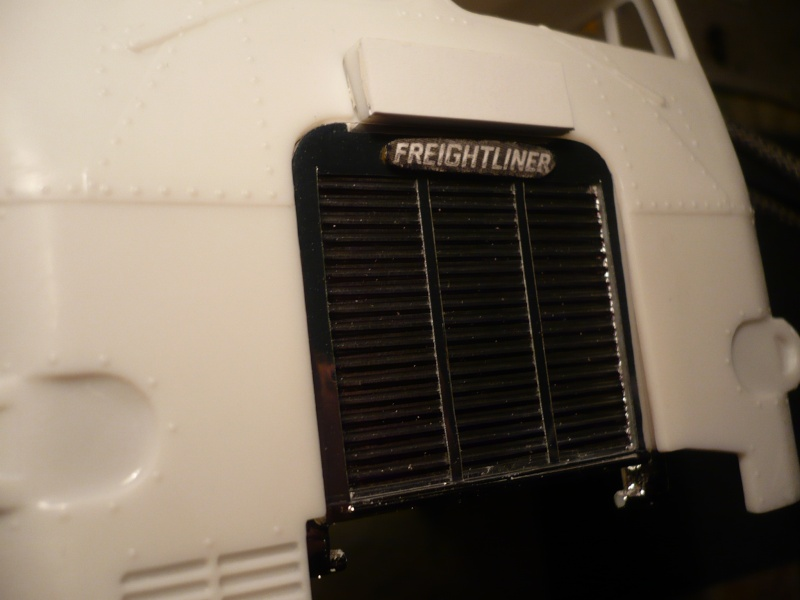 freightliner cab over towing 01413