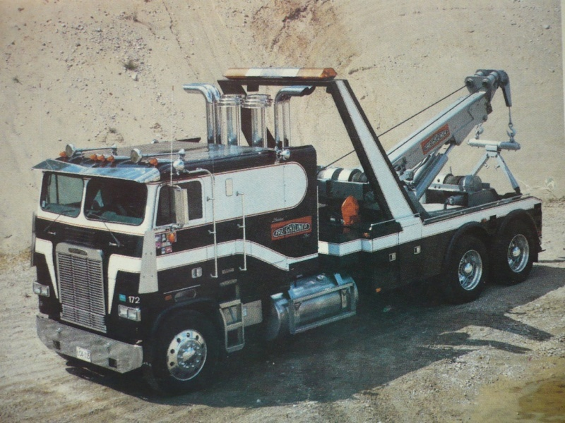 freightliner cab over towing Freigh16