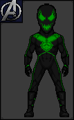 Jacob Stark (Toxin)'s Villains Ir12