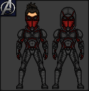 Jacob Stark (Toxin)'s Villains Ir13