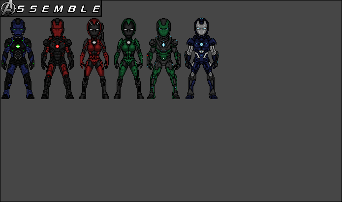 Iron Syndicate (Micro Heroes and Other Art) Iron_s16