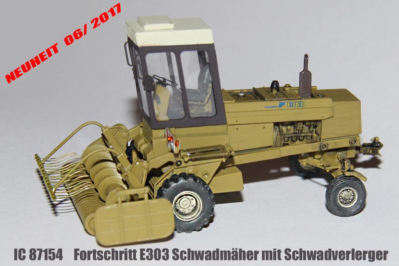ICAR Schwadmäher E303 Fortsc11