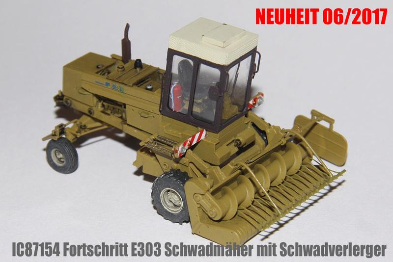 ICAR Schwadmäher E303 Fortsc12