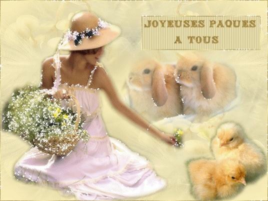 Joyeuses Fêtes de Pâques 82b31110
