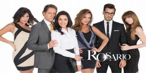 Audiencias Lunes 4 de Noviembre del 2013 Rosari10