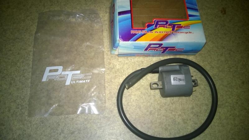 (VENDS) bobine d allumage racing protec (xmax) Wp_20123