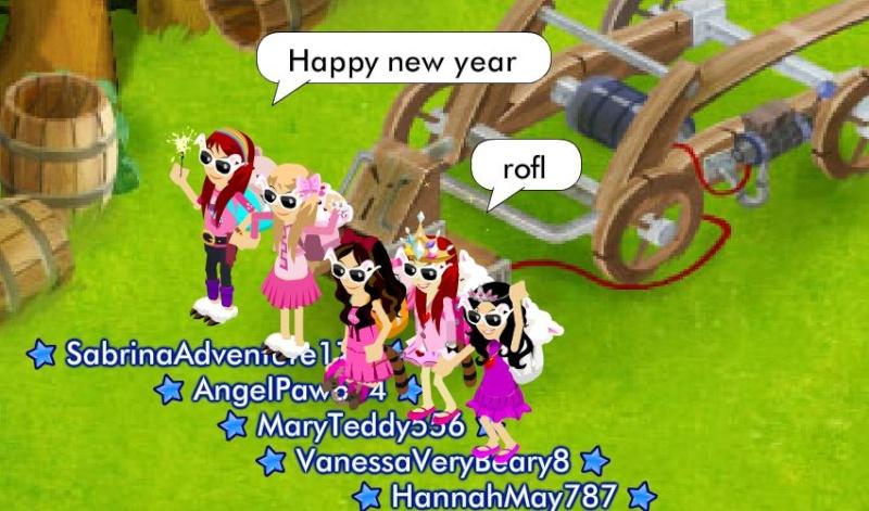 New Years pics :D Lolll10
