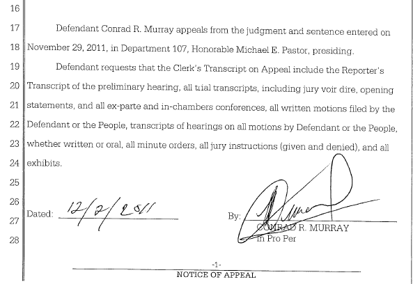 Information about Conrad Murray futher trial and sentece - Page 2 Appeal11