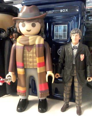 Playmobil 4th Doctor 17051010