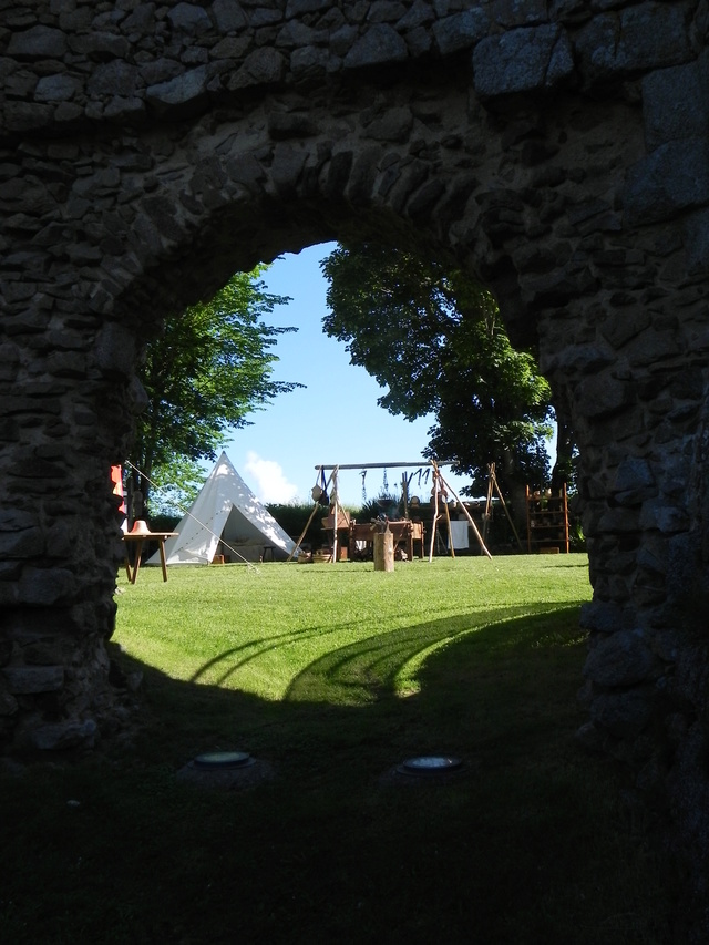 Week end à l'Abbaye de la Fontaine Guérard Dscn4112