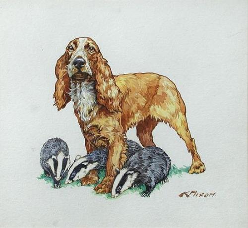 Les animaux peints à l'AQUARELLE - Page 6 A_ac10