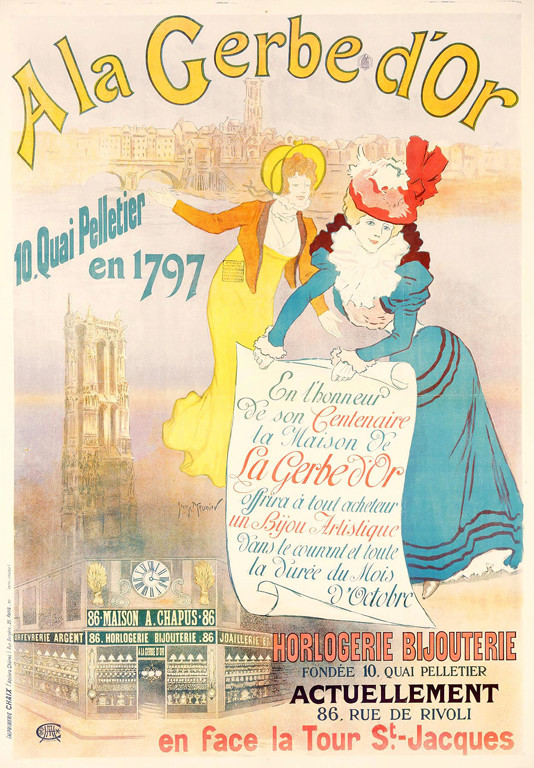 Les affiches du temps passé quand la pub s'appelait réclame .. - Page 43 Aff_vv10