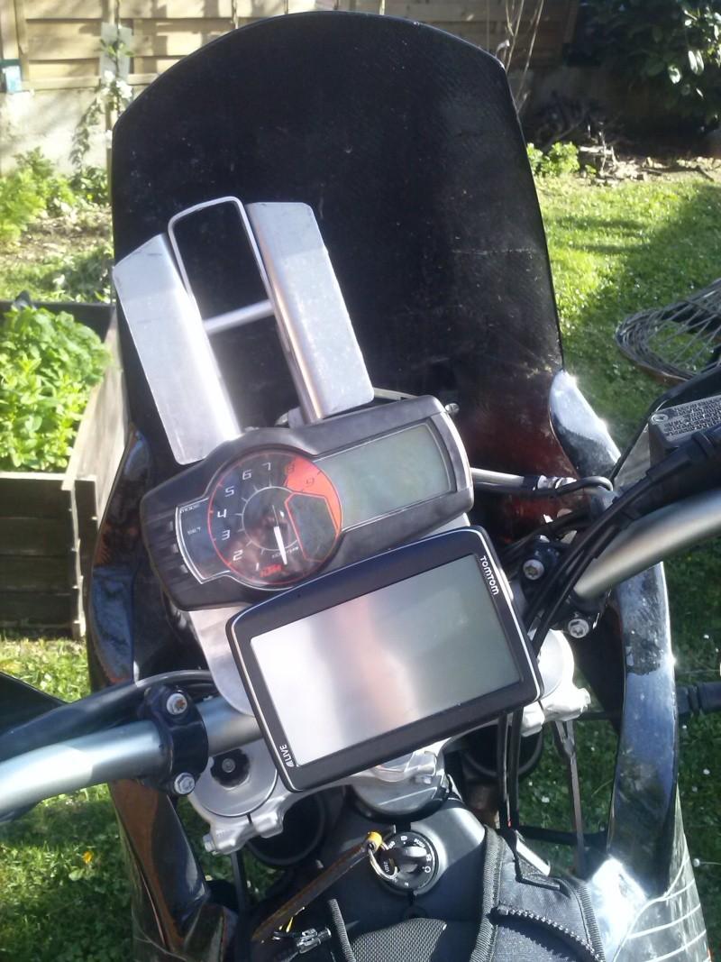 Mon KTM 6.90 Adventurisée... Cam00827