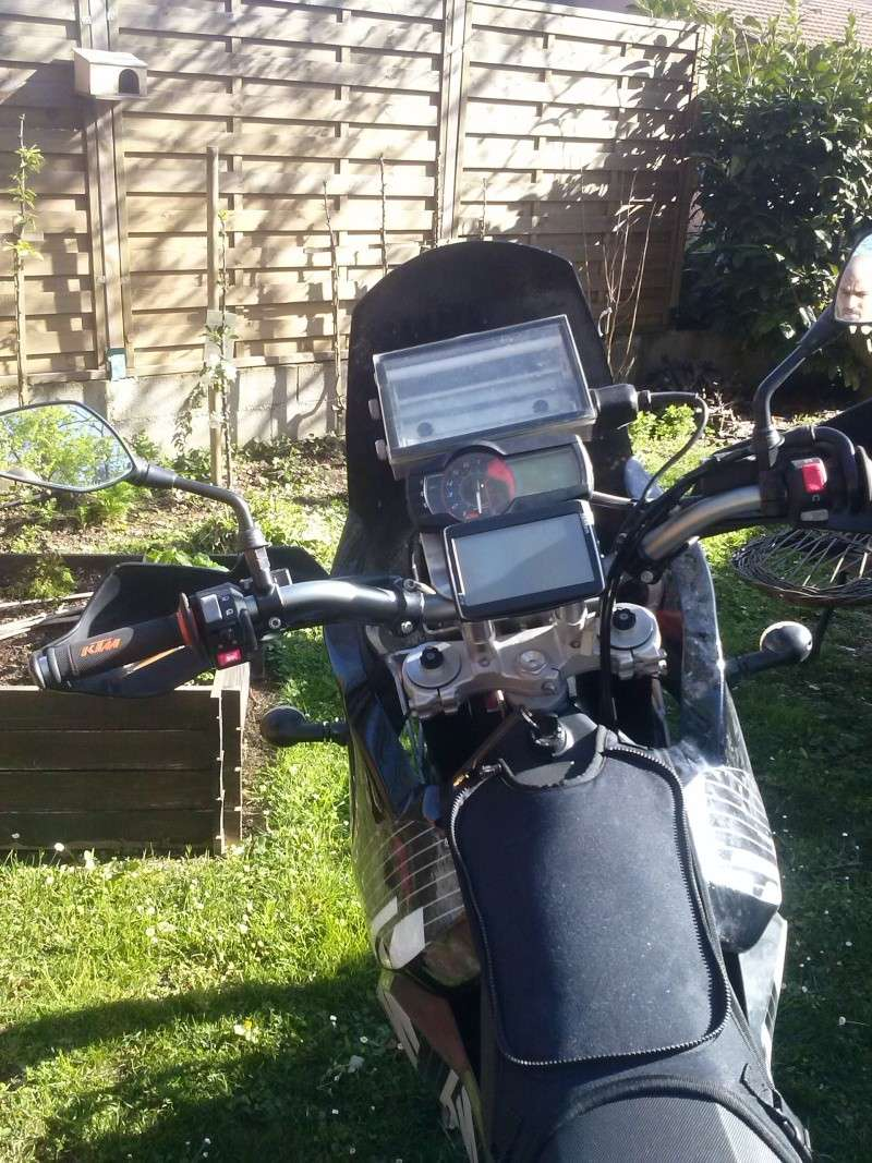 Mon KTM 6.90 Adventurisée... Cam00829