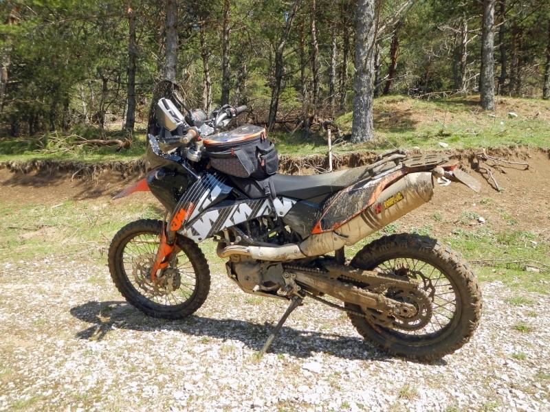 Mon KTM 6.90 Adventurisée... Dscn1037