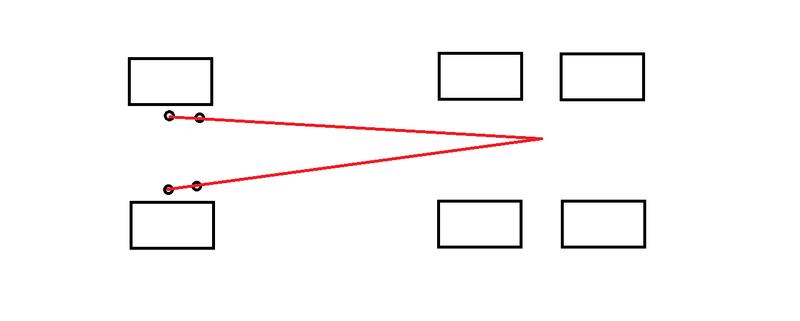 La direction a géometrie variable ou Effet Ackerman 1210