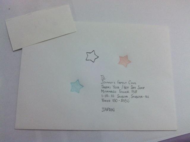 Projet Carte Postal pour Hey ! Say ! JUMP. 「TERMINÉ」 - Page 6 10155710
