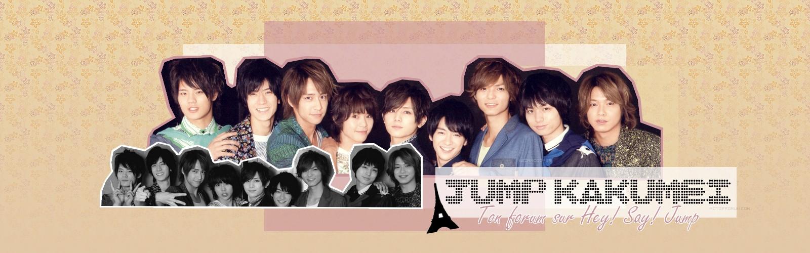 Design de JUMPKakumei Header10