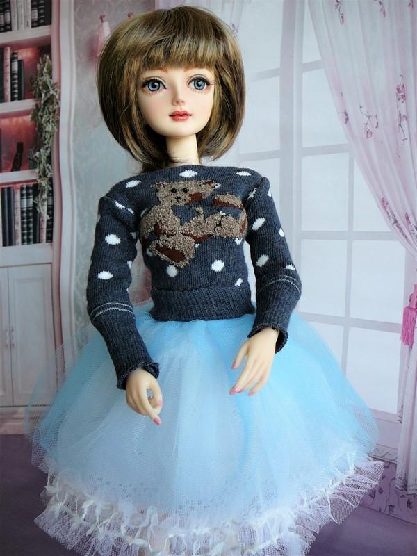Mon Dahlia Noir (Lili Miro Doll)  Nouveau face-up ! 03_pul10