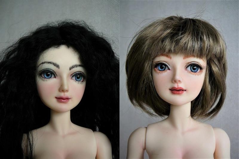 Mon Dahlia Noir (Lili Miro Doll)  Nouveau face-up ! 08_dah10